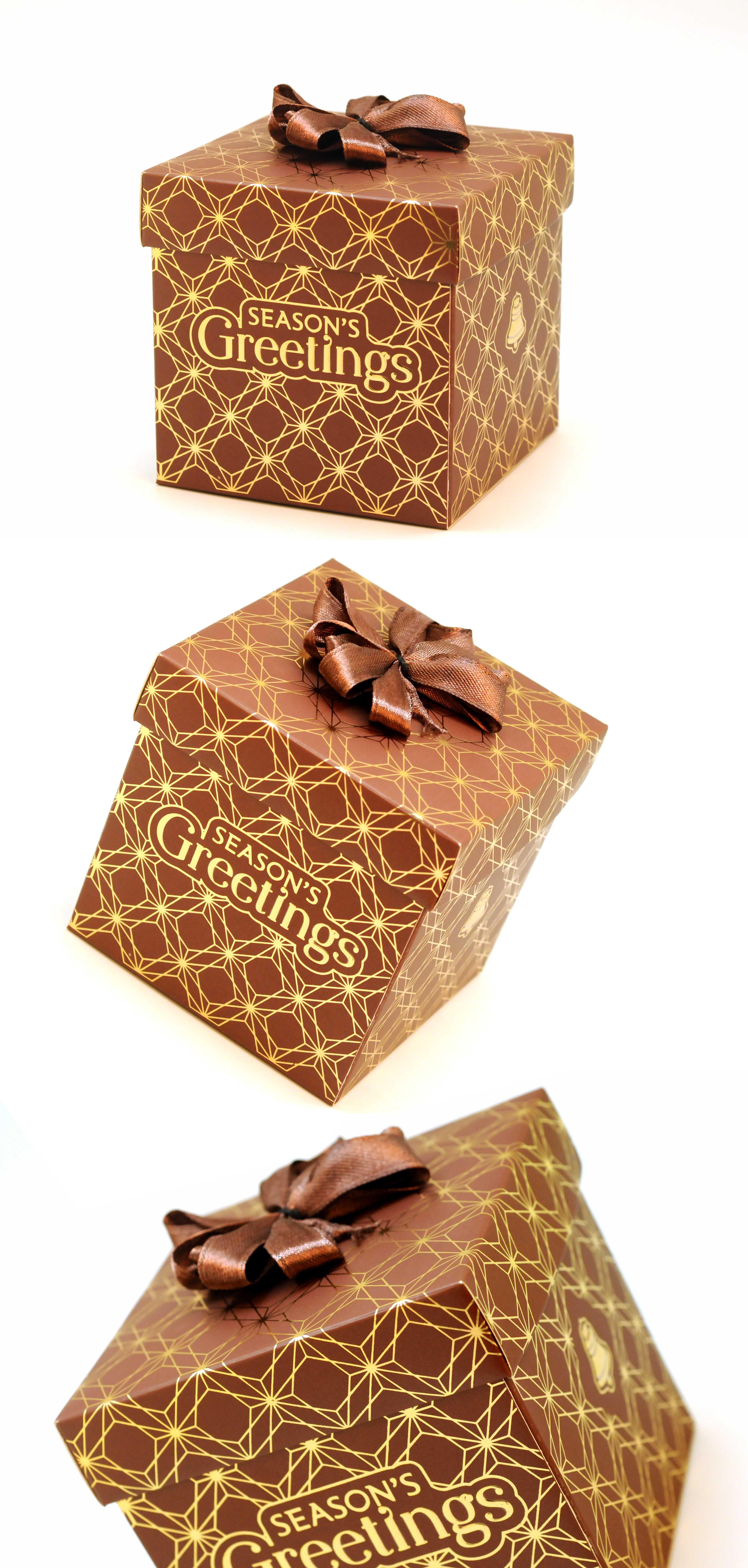 Bell Gift Box