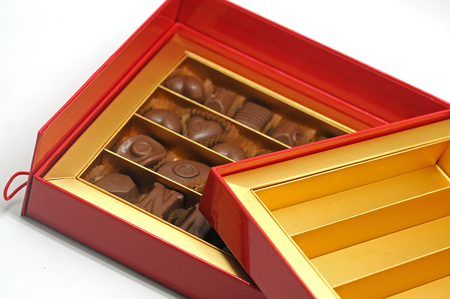 Choc double tray2