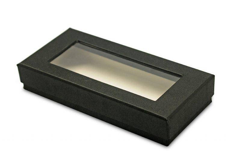 Pen Box with Window