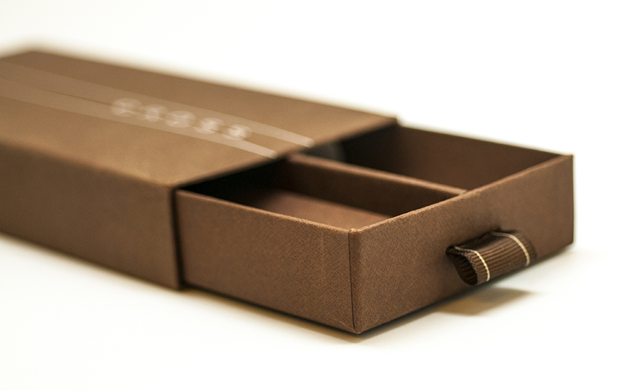 Pen box drawer