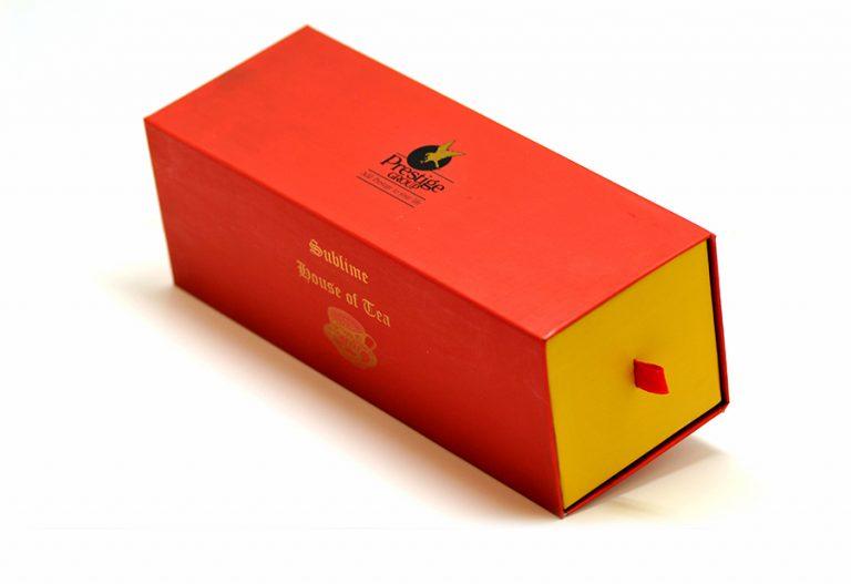 Prestige Tea box