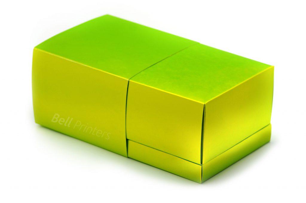 Metpet Lime Green box closed