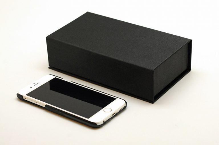 Smart phone mobile rigid box packaging