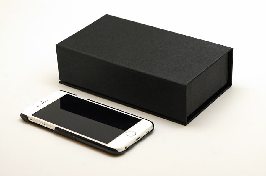 Smart phone mobile rigid box packaging
