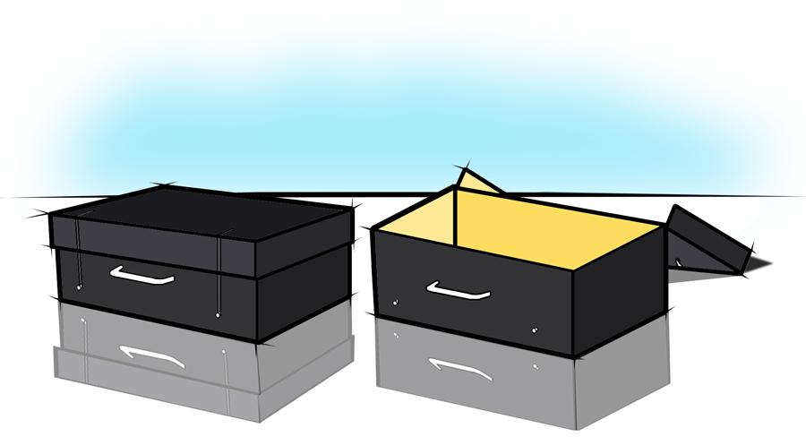 aircraft box
