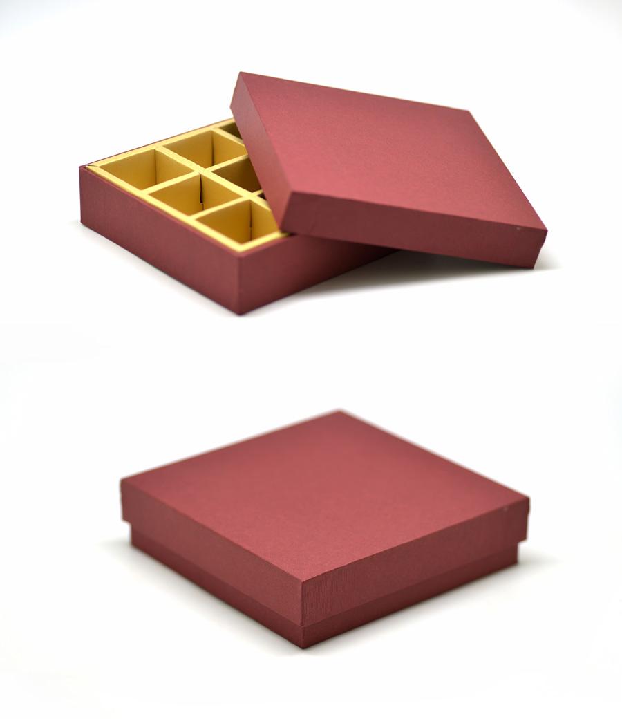 Gift-box-Maroon