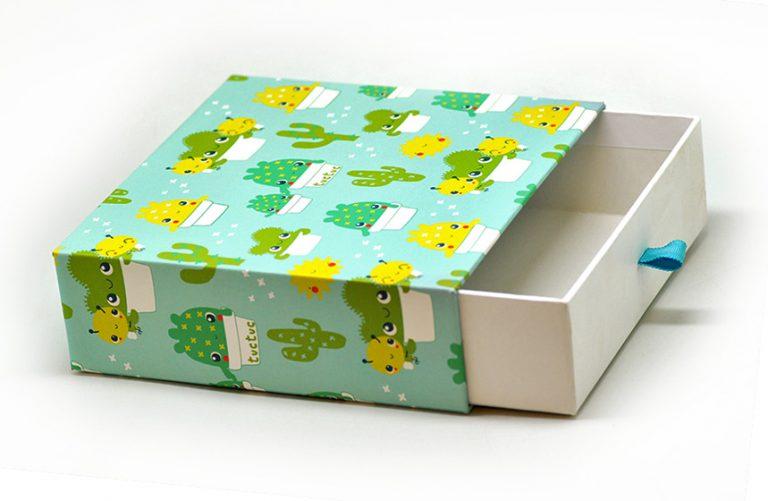 Kids Dresses Rigid box
