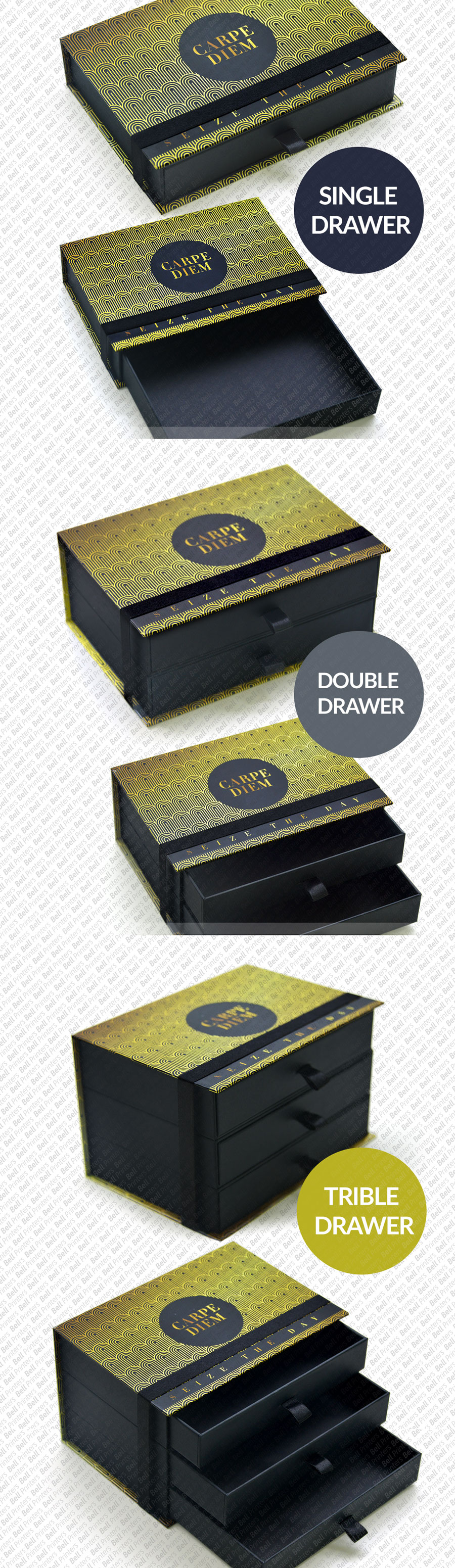 luxury drawer boxes india | custom gift boxes | Premium Box
